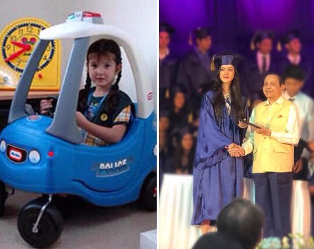 Arjun Kapoor's sister Anshula Kapoor can't keep calm as Shanaya Kapoor just graduated