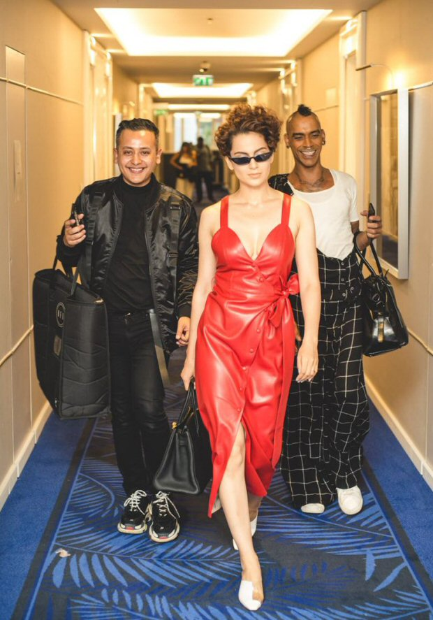 CANNES 2018: This is how Kangana Ranaut has been enjoying her first time at French Rivera