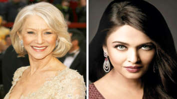 Cannes 2018 Helen Mirren and Aishwarya Rai Bachchan to share the stage for a chat show