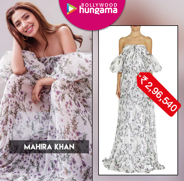 Cannes 2018 Celebrity Splurges Mahira Khan in Blumarine