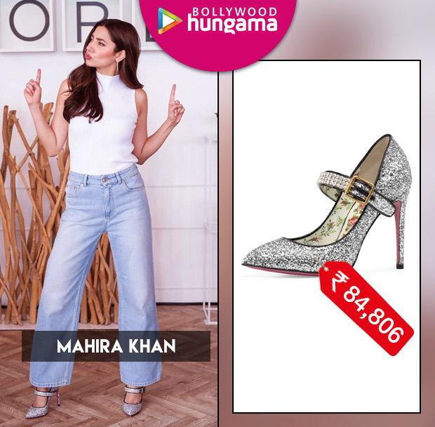 Cannes 2018 Celebrity Splurges Mahira Khan in Gucci