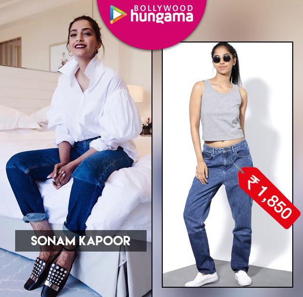 Cannes 2018 Celebrity Splurges Sonam Kapoor in Bhane