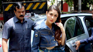 Cast of Veere Di Wedding snapped outside Shankar Mahadevan's dubbing studio