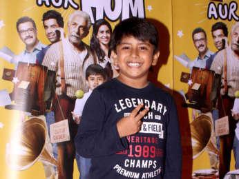 Celebs grace the screening of the film Hope Aur Hum
