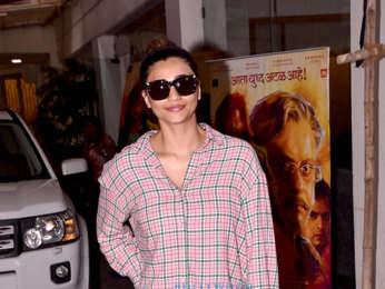 Daisy Shah snapped in Mumbai