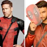 Deadpool 2 Ryan Reynolds and Ranveer Singh banter Deadpool style, breaks internet! features