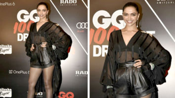 Deepika Padukone goes edgy AF at GQ Best Dressed 2018