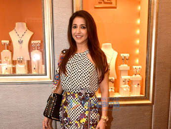 Dia Mirza, Bhagyashree, Zayed Khan and others attend the launch of Farah Khan Ali's 1st Monogram collection
