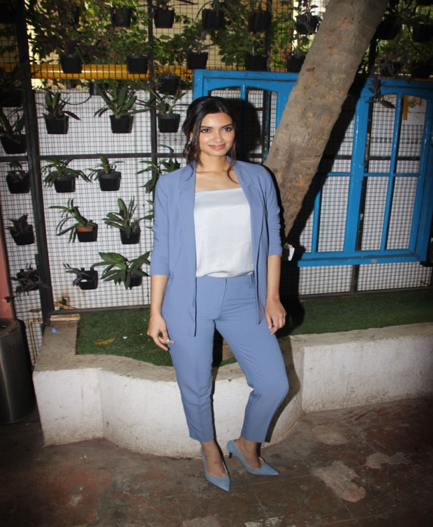 Diana Penty Parmanu_ The Story Of Pokhran promotions