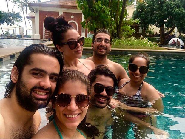 HOT! Krishna Shroff heats it up with her latest BIKINI picture