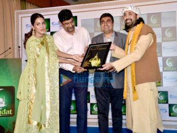 Hina Khan graces the launch of Shemaroo Entertainment's Islamic devotional app 'Ibaadat'