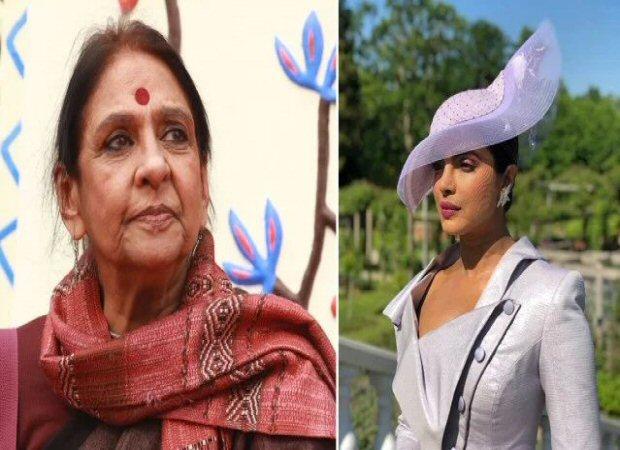 Jaya Jaitly attacks Priyanka Chopra for wearing gown at Royal Wedding, PC fans troll her back