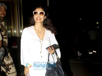 Kajol, Diana Penty, Sushant Singh Rajput and others snapped at the airport