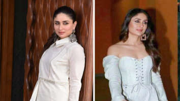 Kareena Kapoor Khan promotes Veere Di Wedding in white and grey