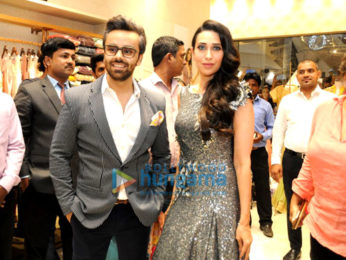 Karishma Kapoor graces the Neeru's store launch in Pune