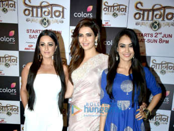 Karishma Tanna, Anita Hassanandani, Surbhi Jyoti and others at Naagin 3 launch