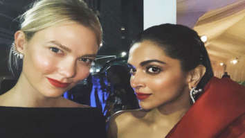 Karlie Kloss fan-girling over Deepika Padukone on Instagram is the coolest thing ever (see pic)