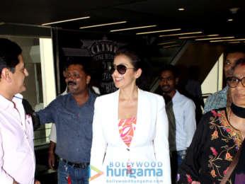 Manisha Koirala graces the book launch of 'Happy Ness'
