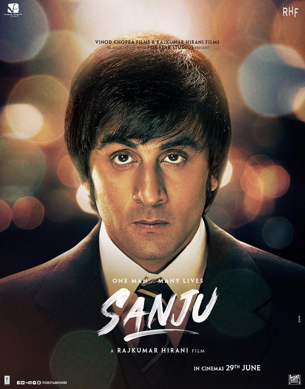 Marking the anniversary of Sanjay Dutt's debut film Rocky, Ranbir Kapoor features in new Sanju poster