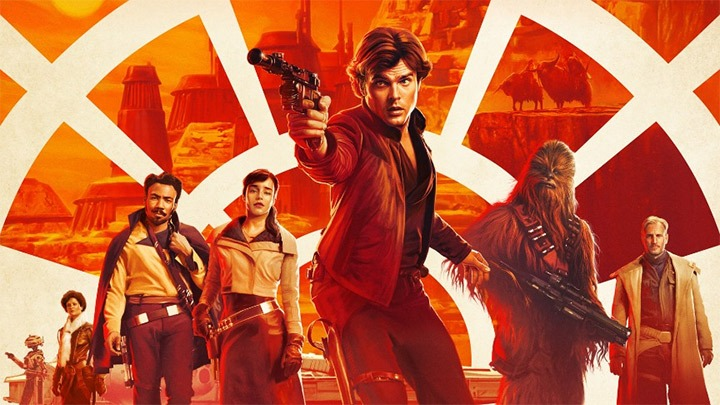 Movie Review: Solo: A Star Wars Story (English)