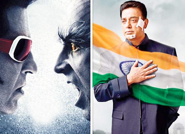 Rajinikanth – Kamal Haasan: Will 2.0 and Vishwaroopam 2 clash this year on Independence Day Weekend?