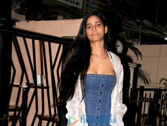 Poonam Pandey spotted in Bandra
