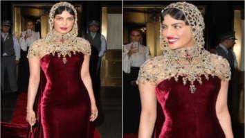 Priyanka Chopra at Met Gala 2018