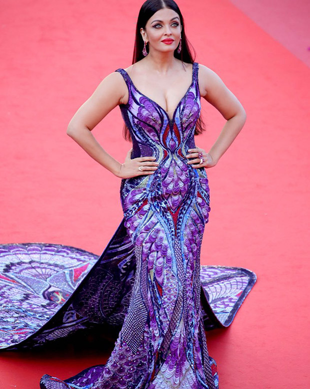 Quirky prints - Aishwarya Rai Bachchan