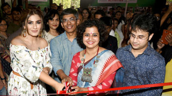 Raveena Tandon snapped at photo exhibition