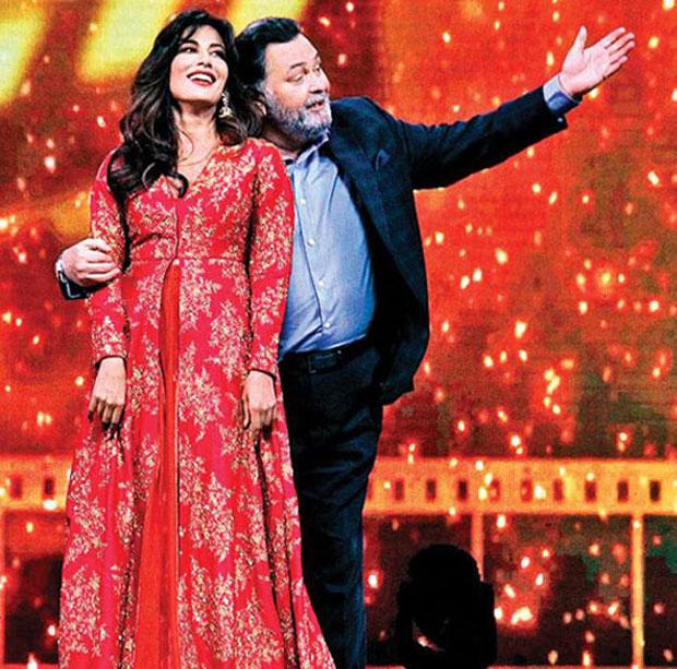 When Rishi Kapoor turned shayar for Chitrangda Singh