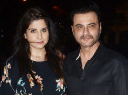 SPOTTED Sanjay Kapoor with his Wife @Yauatcha Restaurant