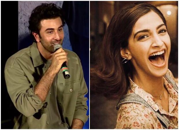 SANJU: Ranbir Kapoor opens up about reuniting with Sonam Kapoor 10 years after Saawariya