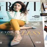 Sonakshi Sinha as cover girl for Grazia