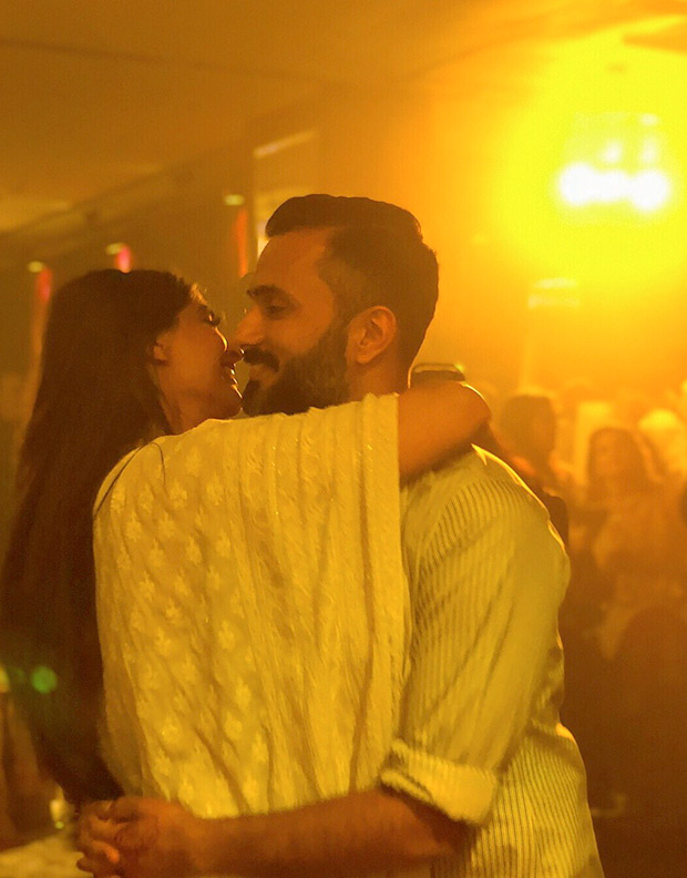 Sonam Kapoor's husband Anand Ahuja indulges in some social media PDA (view pics)