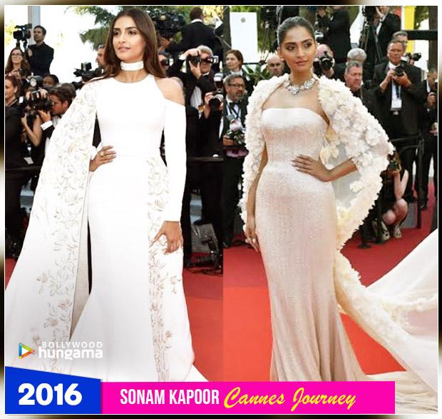 Sonam Kapoor Ahuja - Cannes 2016