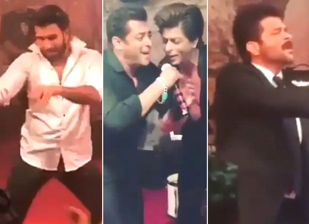 Sonam Kapoor - Anand Ahuja Reception: Shah Rukh Khan, Salman Khan, Anil Kapoor, Ranveer Singh's crazy dancing will leave you in splits
