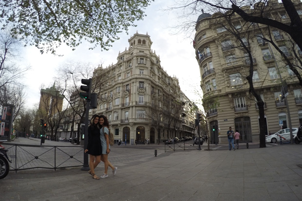 Travel Diaries: Exploring Spain with Taapsee Pannu and her sister Shagun