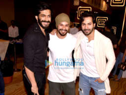 Varun Dhawan hosts a special screening of Deadpool 2