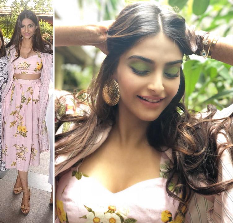 Weekly Best Dressed Celebrities - Sonam Kapoor