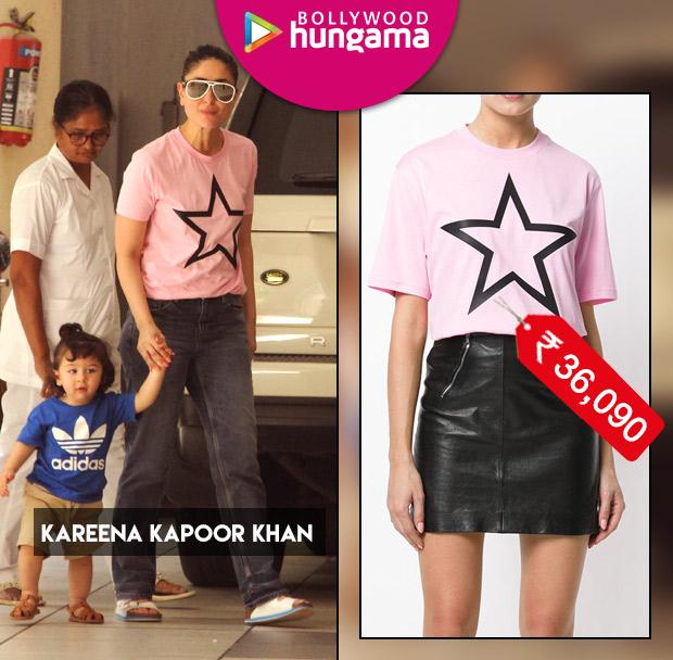 Weekly Celebrity Splurges - Kareena Kapoor Khan in Givenchy