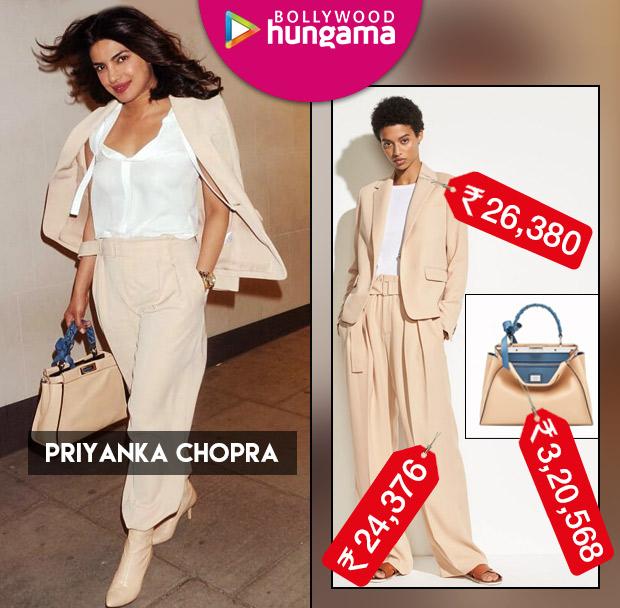 Weekly Celebrity Splurges - Priyanka Chopra