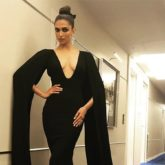 Black never looked so hot before Deepika Padukone owned it at Cannes 2018