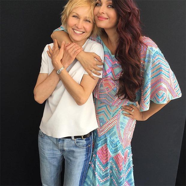 Aishwarya Rai Bachchan in Manish Arora at Cannes 2018