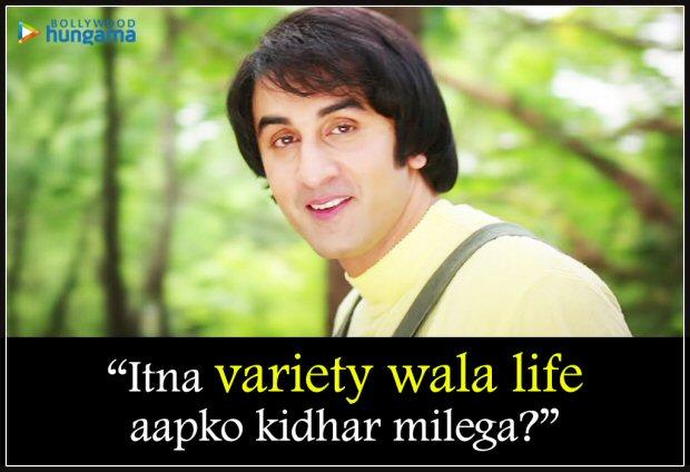 7 Unmissable dialogues from the Ranbir Kapoor starrer Sanju
