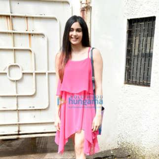 Adah Sharma snapped in Juhu