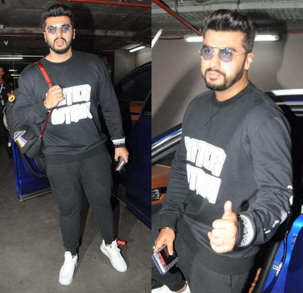 Airport Style - Arjun Kapoor