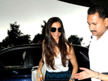 Ajay Devgn, Deepika Padukone and others snapped at the airport