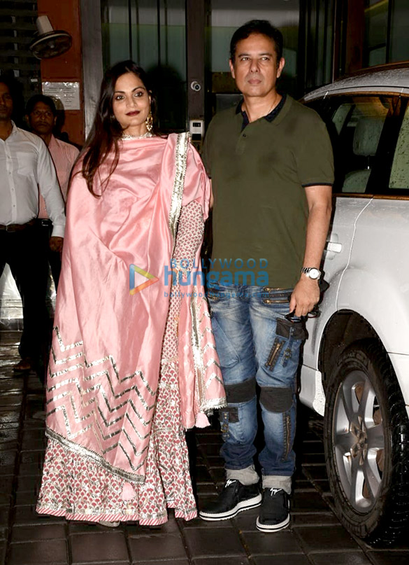 Anil Kapoor, Konkona Sen Sharma, Shankar Mahadevan and others snapped at Eid Party