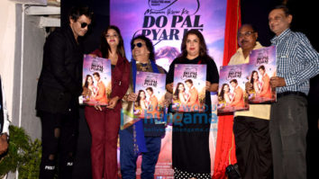 Bappi Lahiri and Farah Khan grace the poster launch of the film Do Pal Pyar Ke