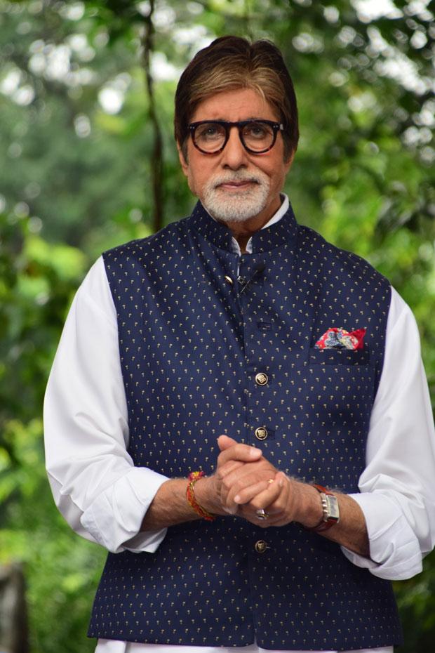 Bhushan Kumar to produce Nagraj Manjule's Jhund; Amitabh Bachchan to play the lead